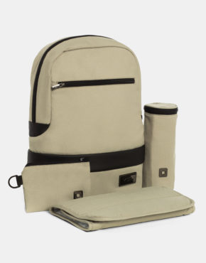 Moon Backpack Moss Grey 206