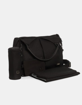 Moon Wickeltasche Trend Black 201