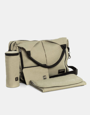 Moon Wickeltasche Trend Moss Grey 206