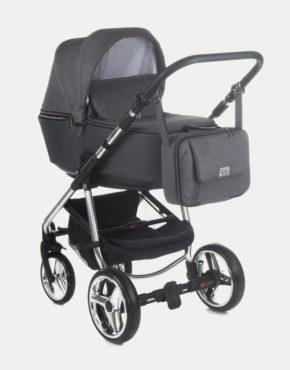 Adamex Reggio Special Edition Y861 Dunkelgrau - Graphite - Silber 3in1