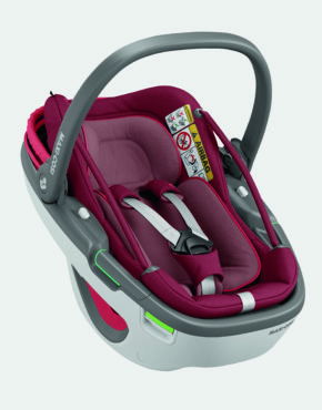 Maxi-Cosi Coral Essential Red 0-13kg