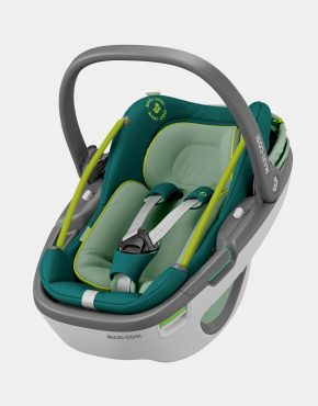 Maxi-Cosi Coral Neo Green + Base Family Fix 3