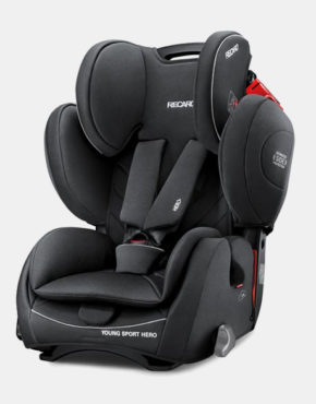 Recaro Young Sport Hero Performance Black 9-36kg