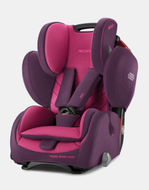 Recaro Young Sport Hero Power Berry 9-36kg
