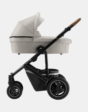Britax Römer Smile III Pure Beige - Black 2in1