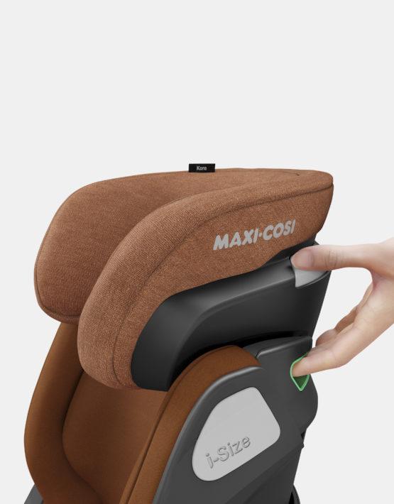 Maxi-Cosi  Kore Pro I-size Authentic Cognac
