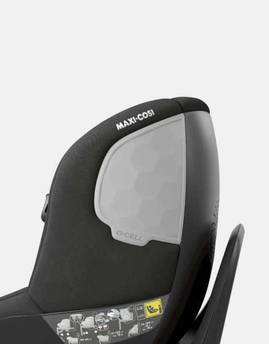 Maxi-Cosi Mica Authentic Black