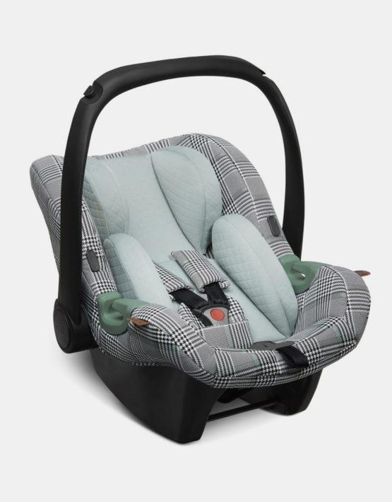 ABC Design Salsa 4 Air Fashion Smaragd 3in1 Kollektion 2021 + Zubehör