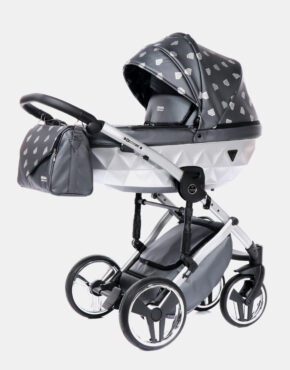 Junama Glow 04 Silver Black 3in1
