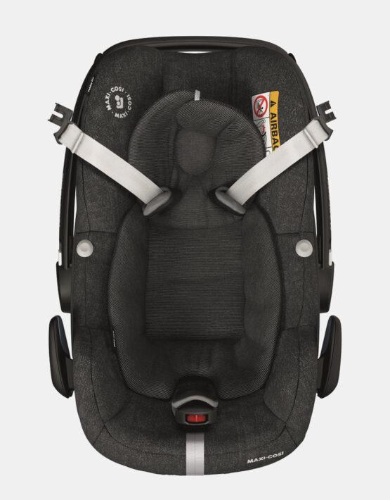 Maxi-Cosi Pebble Pro I-size Nomad Black