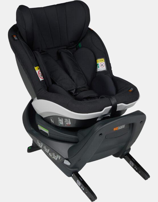 BeSafe iZi Twist i-Size Fresh Black Cab 0-18 kg