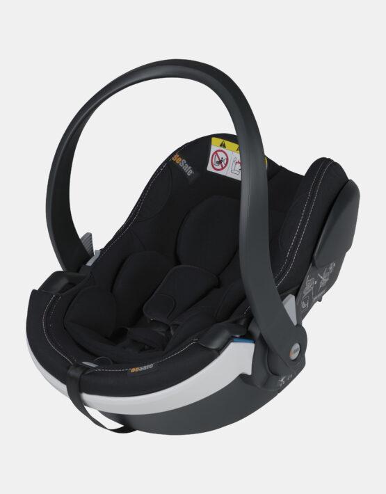 BeSafe iZi GO Modular X1 I-size Premium Car Interior Black