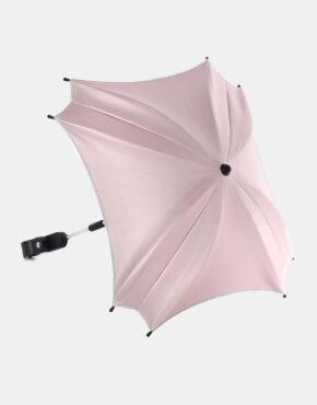 Junama Sonnenschutzschirm Ekoleder Kollektion Beige - Grau