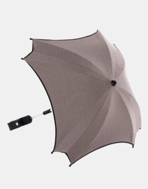 Junama Sonnenschutzschirm Beige -Schwarz