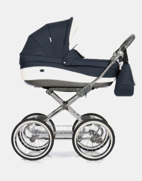 Roan Emma E-88 Navy White Leather 3in1