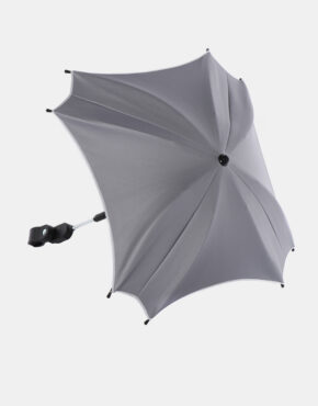 Junama Sonnenschutzschirm Ekoleder Kollektion Grau - Grau