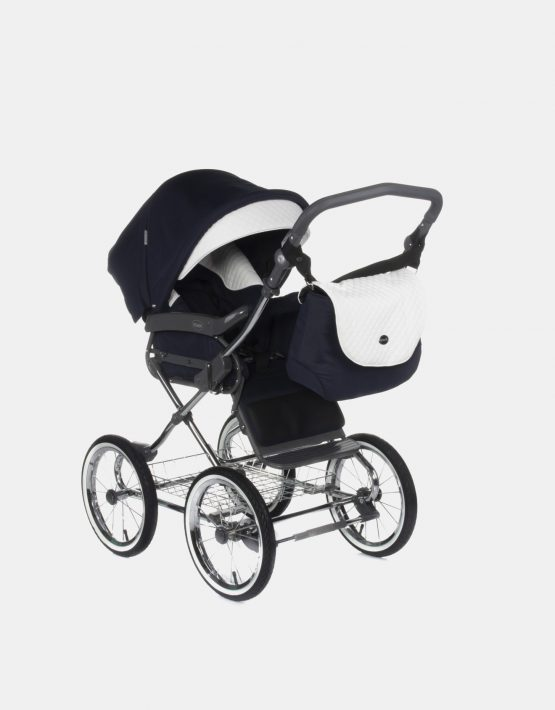 Roan Emma E-88 Navy White Leather 2in1