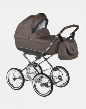 Roan Emma E-86 Brown Dots 3in1