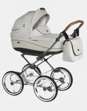 Roan Emma E-90 Light Beige Beige Leather 2in1