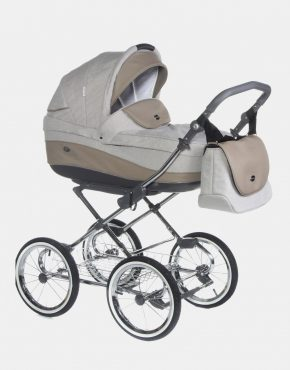 Roan Emma E-89 Light Grey Beige 3in1