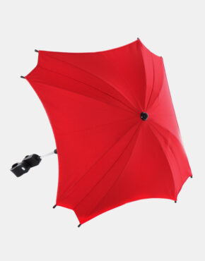 Junama Sonnenschutzschirm Rot