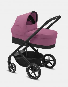 Cybex Balios S LUX – 2in1 Black Frame Magnolia Pink 2in1