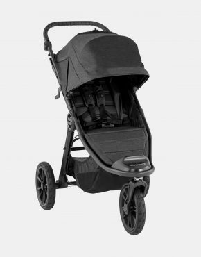 Baby Jogger City Elite 2 Granite + Sicherheitsbügel