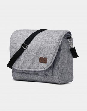 ABC Design Easy Wickeltasche Graphite Grey 1900