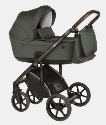 Baby Jogger City Elite 2 Barre Collection + Sicherheitsbügel
