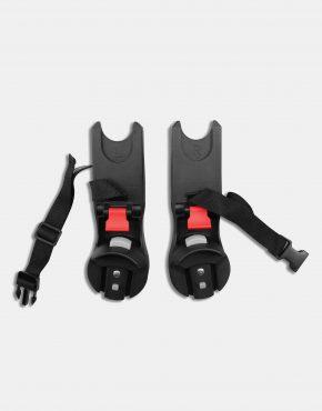 Baby Jogger City Select Lux Autositzadapter für Maxi Cosi Cybex Nuna