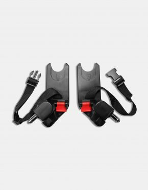 Baby Jogger – Summit X3 – Autositzadapter für Maxi Cosi / Cybex / Nuna