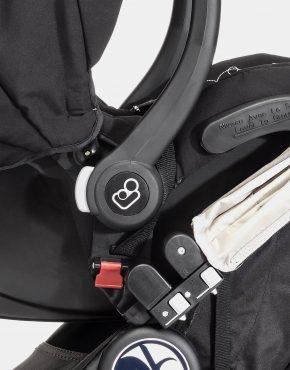 Babyjogger – Summit X3 – Autositzadapter für Chicco und Peg Perego