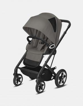 Cybex Talos S Lux Black Frame - Soho Grey 1in1