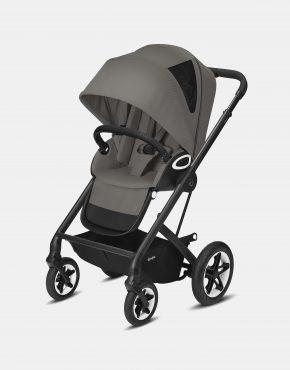 Cybex Talos S Lux Black Frame - Soho Grey 2in1