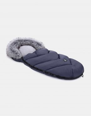 Cottonmoose Footmuff Moose Yukon Dark Blue