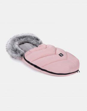 Cottonmoose Footmuff Mini Moose Powder Pink