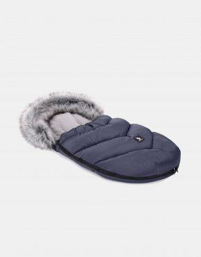 Cottonmoose Footmuff Mini Moose Dark Blue