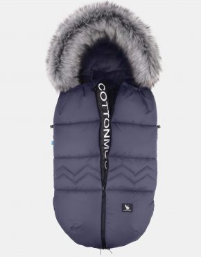 Cottonmoose Footmuff Combi Yukon Graphite