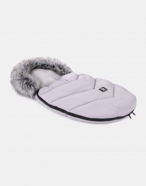 Cottonmoose Footmuff Mini Moose Yukon Gray