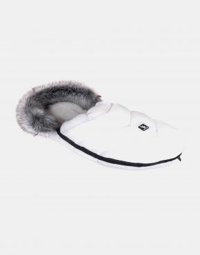 Cottonmoose Footmuff Mini Moose Yukon White