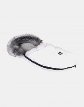 Cottonmoose Footmuff Mini Moose White