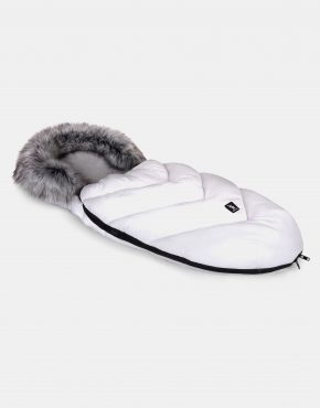 Cottonmoose Footmuff Moose Yukon White
