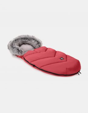 Cottonmoose Footmuff Moose Yukon Red