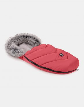 Cottonmoose Footmuff Mini Moose Yukon Red