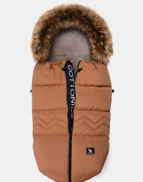 Cottonmoose Footmuff Combi Yukon Amber