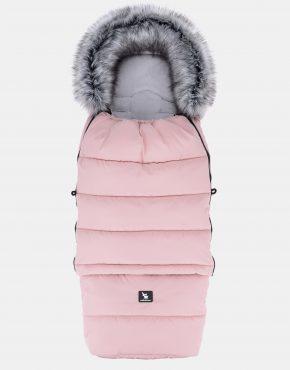 Cottonmoose Footmuff Combi Powder Pink
