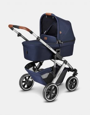 ABC Design Salsa 4 Air Diamond Navy 2in1 Kollektion 2021 + Zubehör