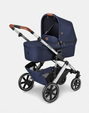 ABC Design Salsa 4 Diamond Navy 2in1 Kollektion 2021 + Zubehör