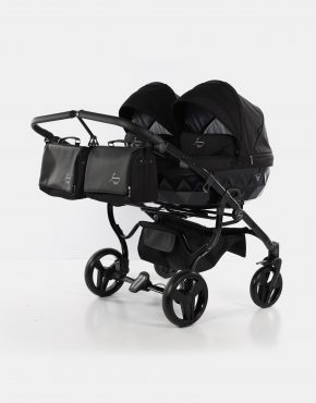 Junama Diamond Duo 05 Schwarz 2in1