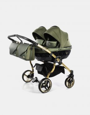 Junama Saphire Duo 07 Grün - Gold 3in1